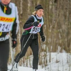 Skiing 30 km - Jenny Söderberg (9513)