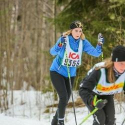 Skiing 30 km - Elin Hasselgren (9356)