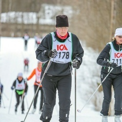 Skiing 30 km - Carin Karlsson (7178)