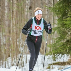 Skiing 30 km - Christina Söderblom (10016)