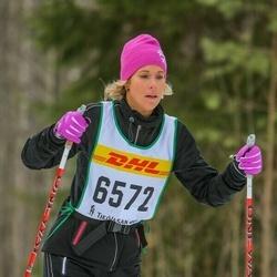 Skiing 30 km - Jeanette Lowent (6572)