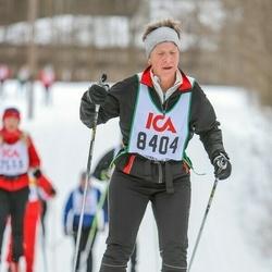 Skiing 30 km - Charlotte Svala (8404)