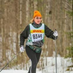 Skiing 30 km - Ellinor Persson (8389)