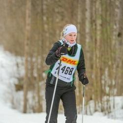 Skiing 30 km - Caroline Pettersson (7468)