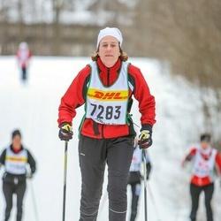 Skiing 30 km - Elisabeth Lind (7283)