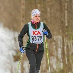 Skiing 30 km - Diana Enlund (9378)