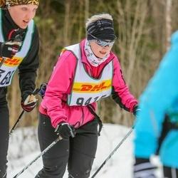 Skiing 30 km - Agneta Nawalaniec (9415)