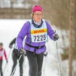 Skiing 30 km - Agnetha Thalin (7225)