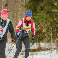 Skiing 30 km - Ellinor Gustafsson (10118)