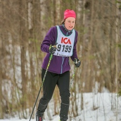 Skiing 30 km - Jennie Rönnbäck (9199)