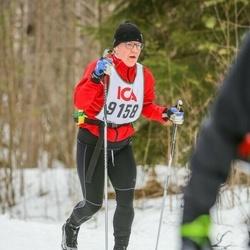 Skiing 30 km - Chatarina Eriksson (9158)