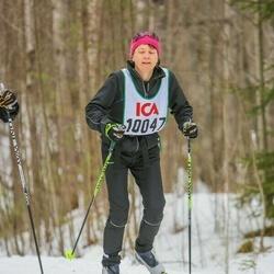 Skiing 30 km - Janina Hettman (10047)
