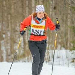 Skiing 30 km - Carina Henriksson (9262)