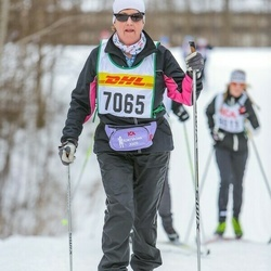 Skiing 30 km - Elisabeth Hansson (7065)