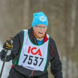 Skiing 30 km - Barbro Wimelius (7537)