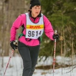 Skiing 30 km - Hilja Klint (9614)