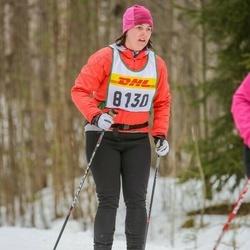 Skiing 30 km - Jeanette Arvidsson (8130)