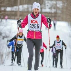 Skiing 30 km - Helena Tengvall (8255)