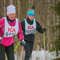 Skiing 30 km - Helena Lärkner (11535)