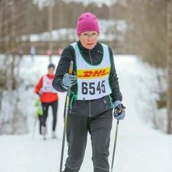 Skiing 30 km - Birgitta Nilsson (6545)