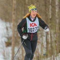 Skiing 30 km - Gry Sølvsberg Noren (10272)