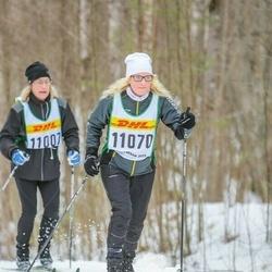 Skiing 30 km - Jeanette Bäcklund (11070)