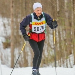 Skiing 30 km - Christina Sahlberg (9070)