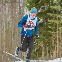 Skiing 30 km - Jennie Hansson (10099)