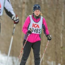 Skiing 30 km - Emelie Sandvard (10483)
