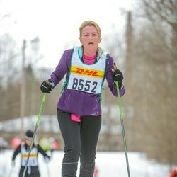Skiing 30 km - Eva Benjamin (8552)