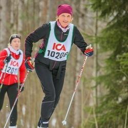 Skiing 30 km - Åsa Lindfors (10208)