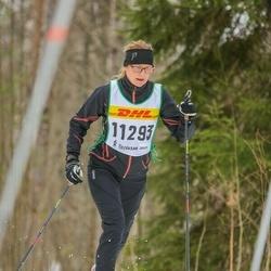 Skiing 30 km - Caroline Svedberg (11293)