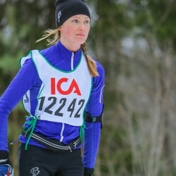 Skiing 30 km - Amanda Zabielski (12242)