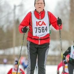 Skiing 30 km - Christina Sandebert Andersson (7584)