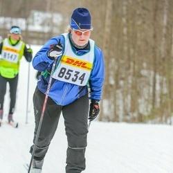 Skiing 30 km - Åsa Manfredsson (8534)