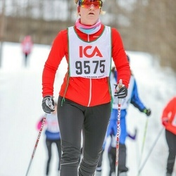 Skiing 30 km - Catarina Ulfgren (9575)