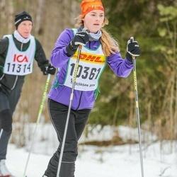 Skiing 30 km - Frida Ejnar (10361)