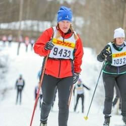 Skiing 30 km - Åsa Hellström (9432)