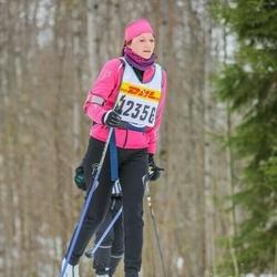 Skiing 30 km - Aina Oseth Holtmoen (12356)