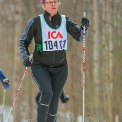 Skiing 30 km - Christina Stabeck Ström (10411)