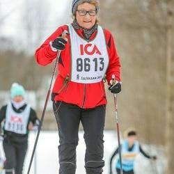 Skiing 30 km - Lotten Sjölander (8613)