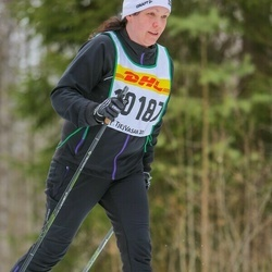 Skiing 30 km - Jenny Holgersson (10187)