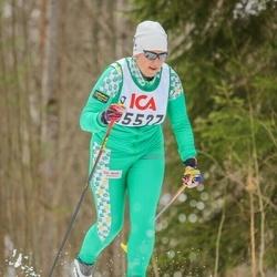 Skiing 30 km - Eva Karin Sjömäling (15527)