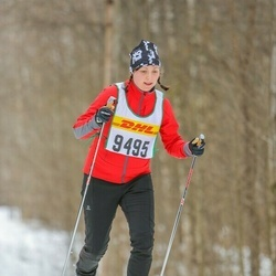 Skiing 30 km - Christine Åkerman (9495)