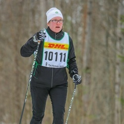 Skiing 30 km - Christel Palm (10111)