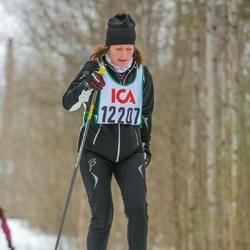Skiing 30 km - Charlott Olsson (12207)
