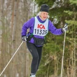 Skiing 30 km - Anette Svensson (11325)