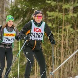 Skiing 30 km - Annicken Eidevig Fiskvik (14287)