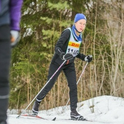 Skiing 30 km - Karin Lindholm (11446)