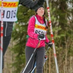 Skiing 30 km